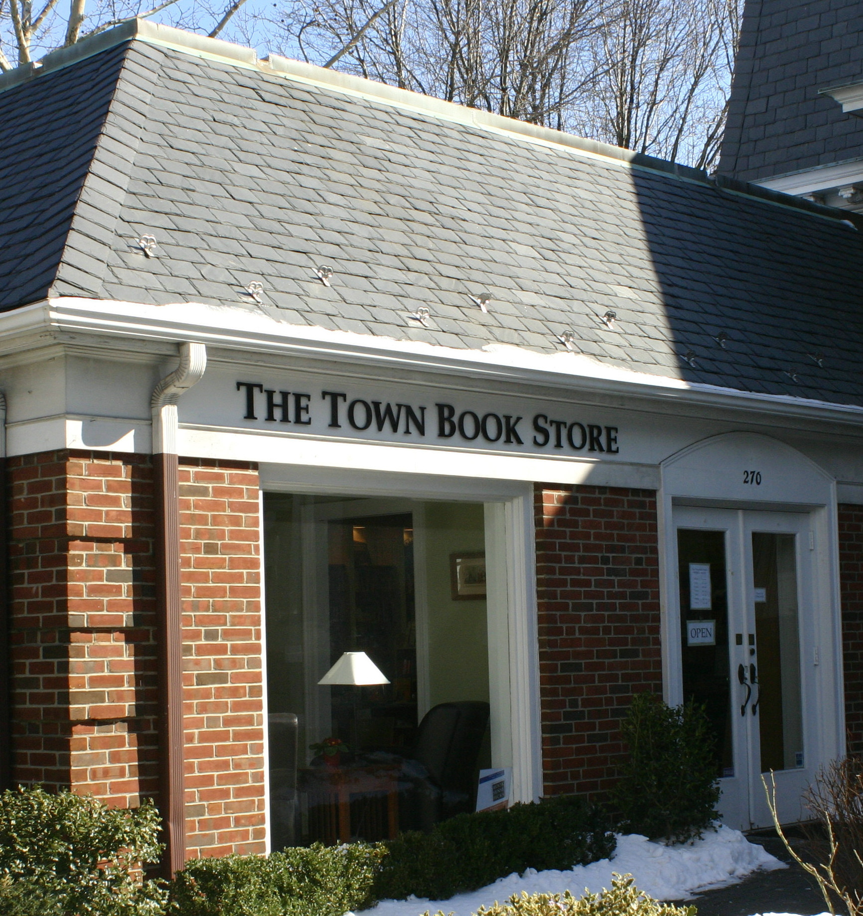 TownBookStore