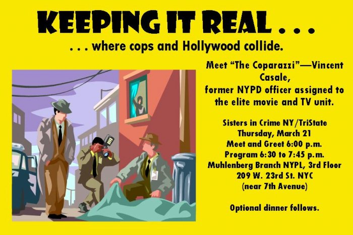 """Vincent Casale """"The Coparazzi"""" is former NYPD and will speak to NYSinC about being on the elite movie and TV unit."""