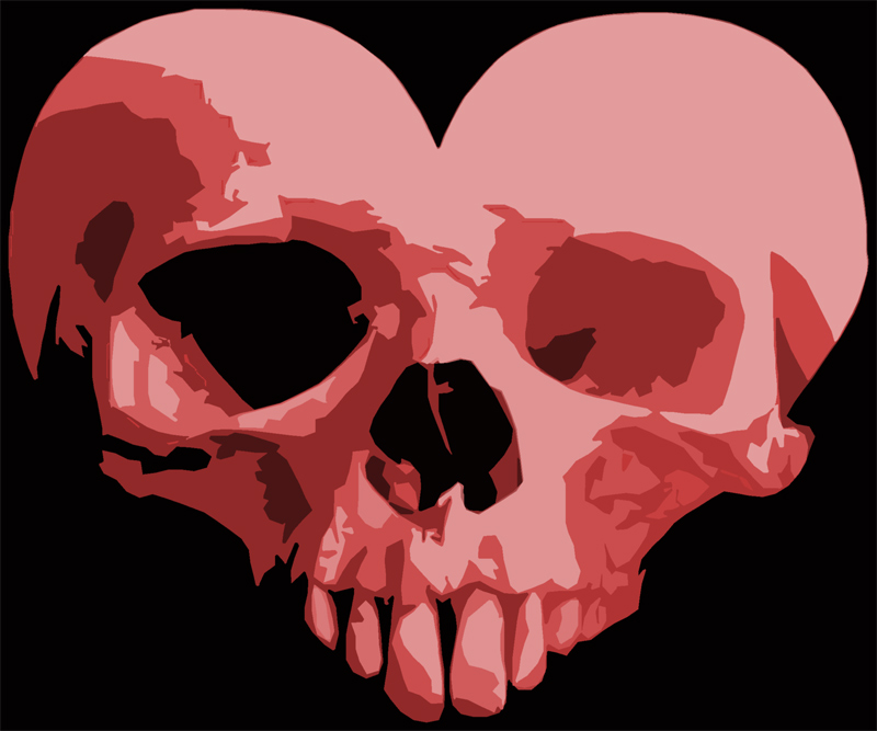 My Zombie Heart by Pouncy at Deviantart