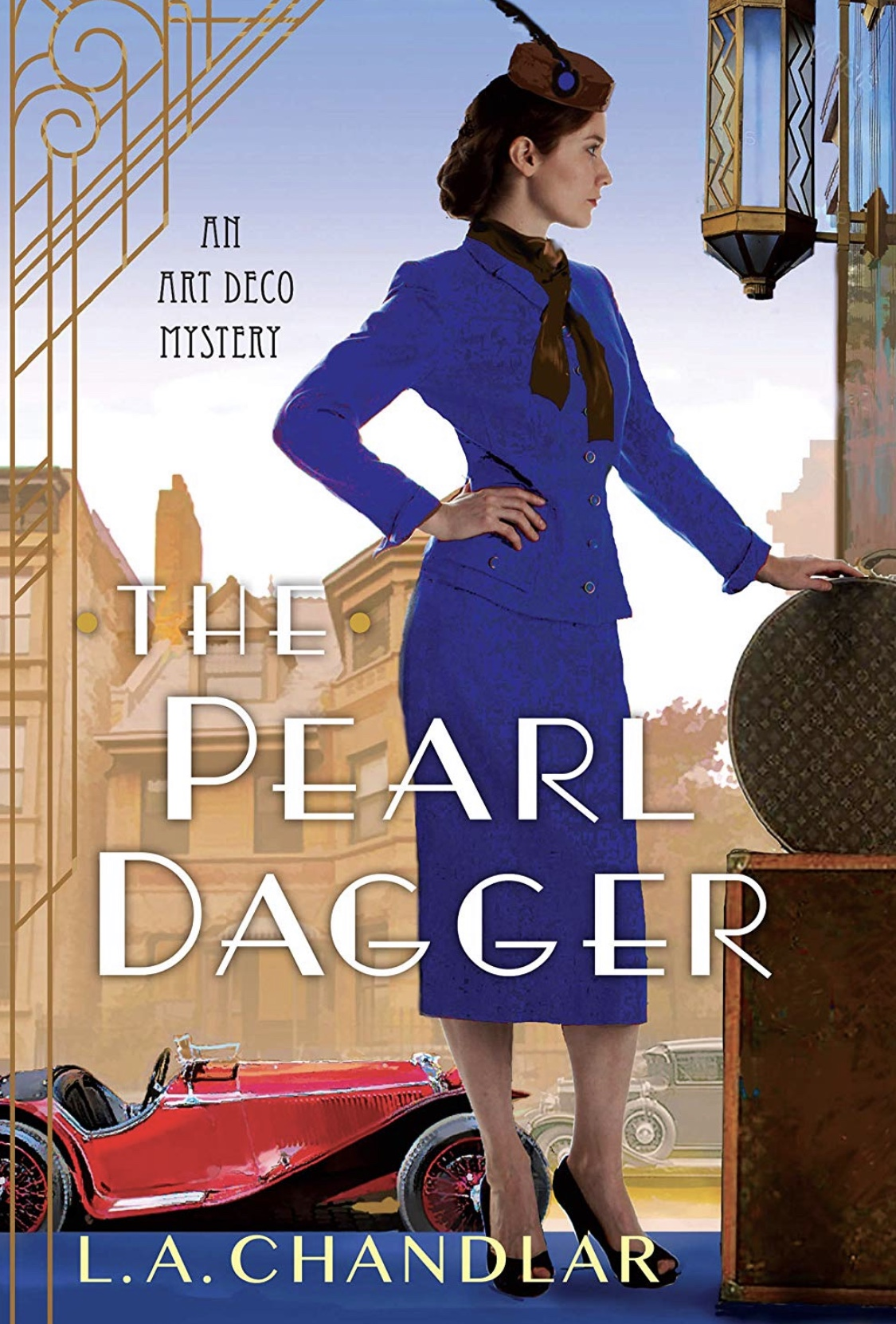 The Pearl Dagger by L.A. Chandler