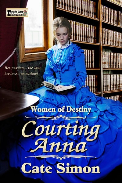 Courting Anna by Cate Simon